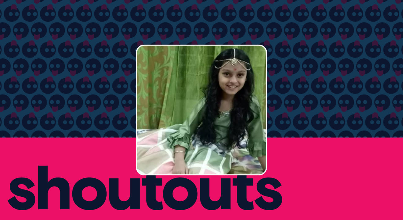 Request a shoutout by SIDDHI RATHORE