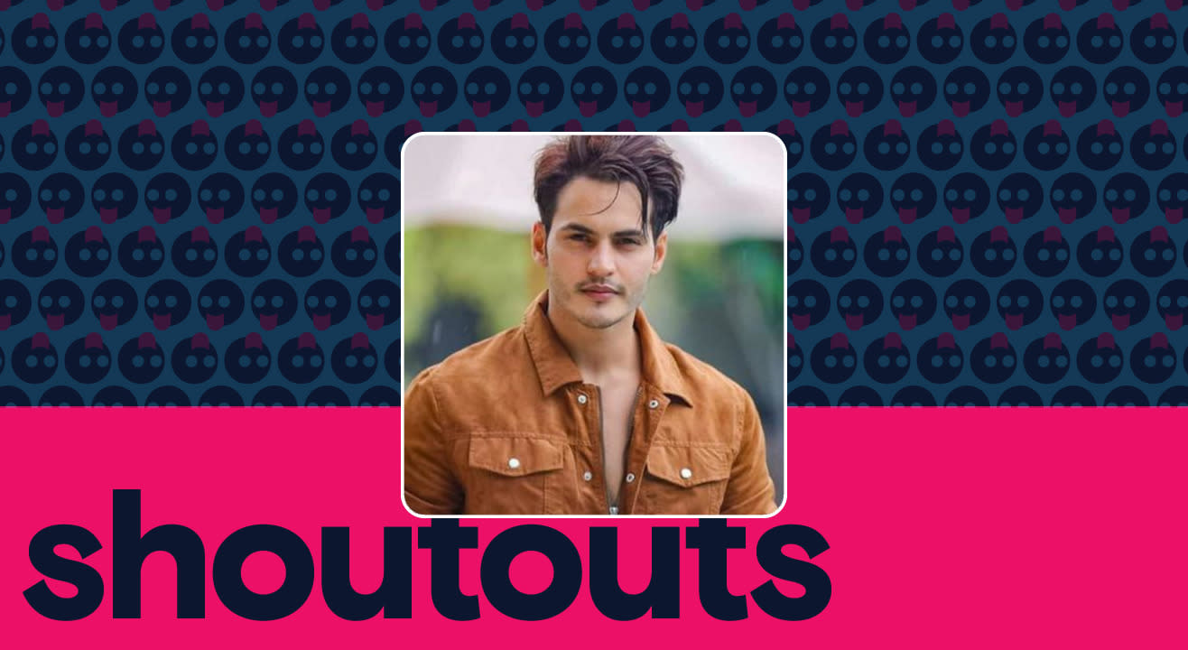 Request a shoutout by Ravi Bhatia