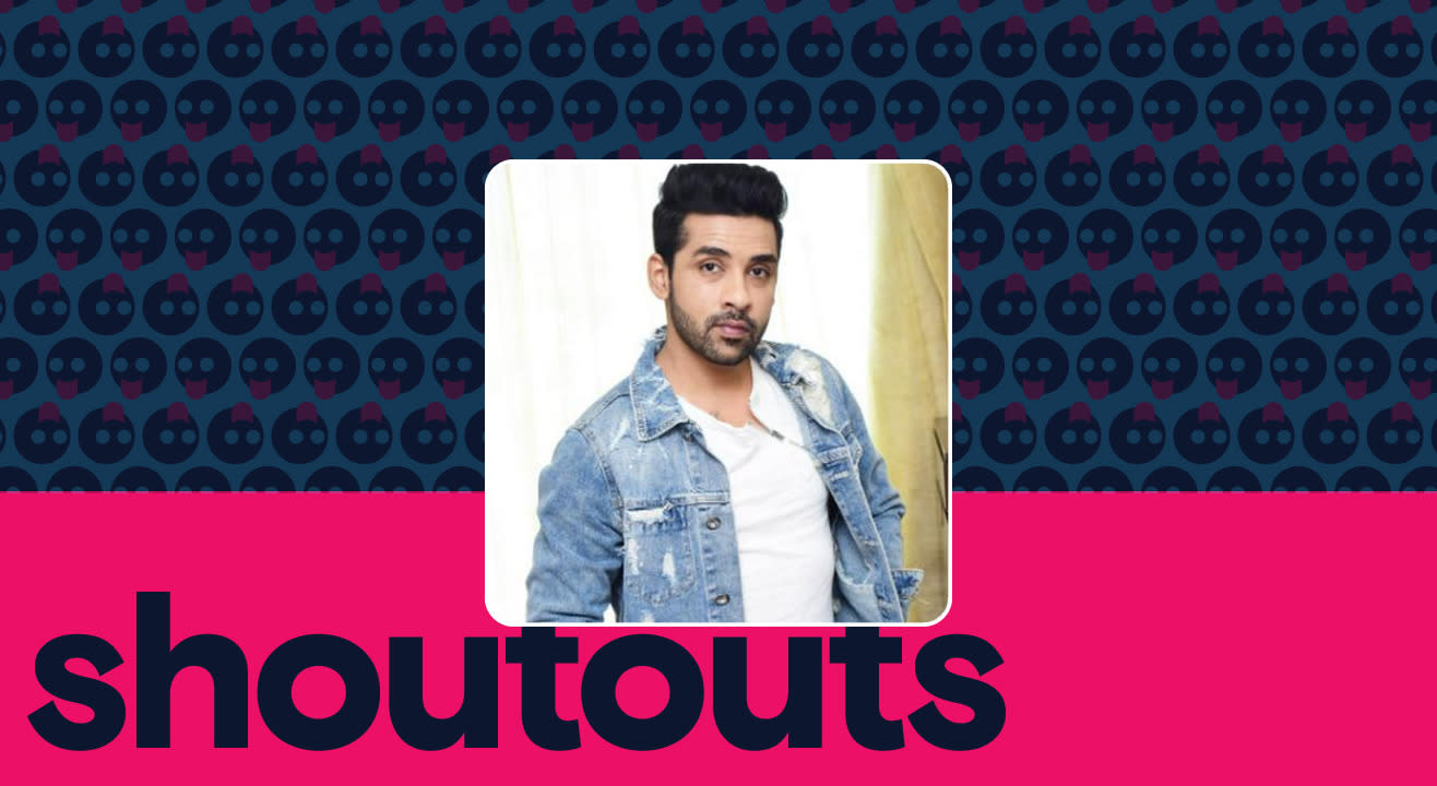 Request a shoutout by Puneesh Sharma