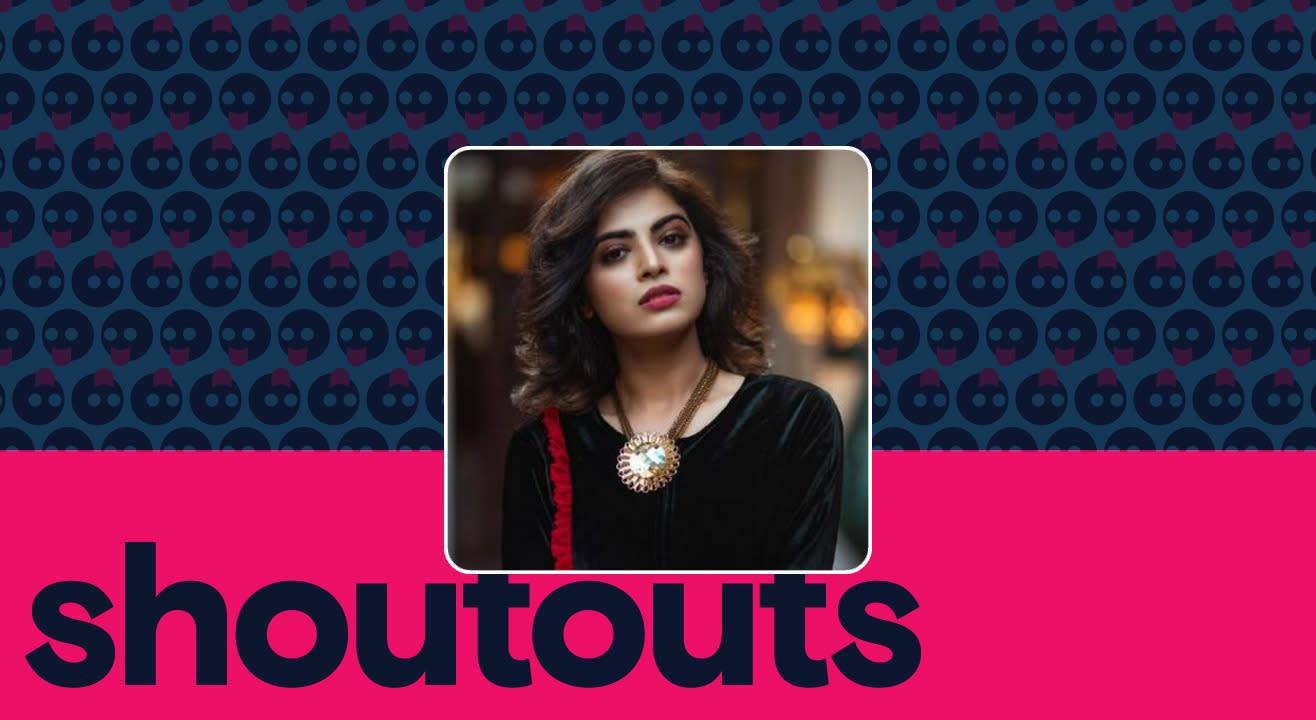 Request a shoutout by Roshni Sahota