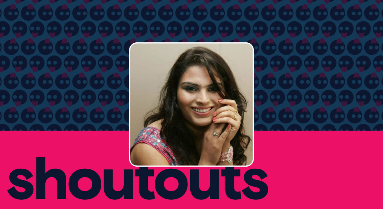 Request a shoutout by Tanya Abrol
