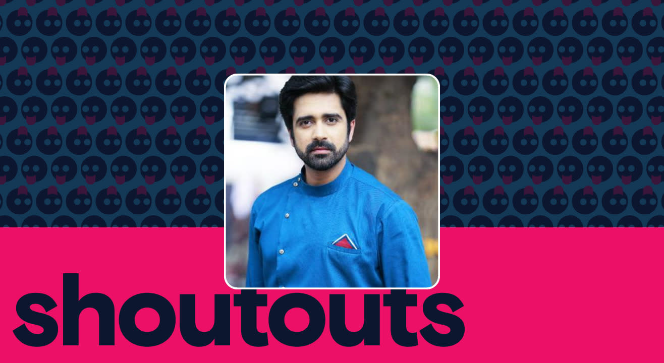 Request a shoutout by Avinash sachdev