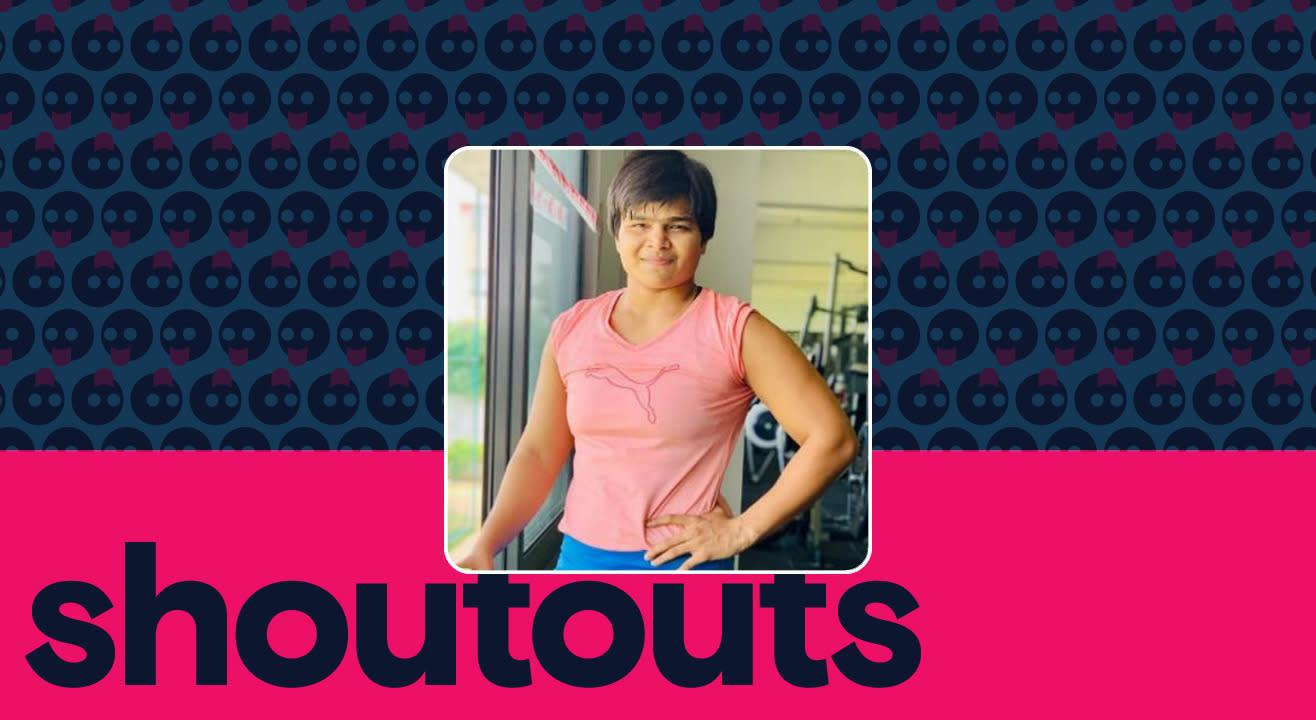 Request a shoutout by Divya kakran