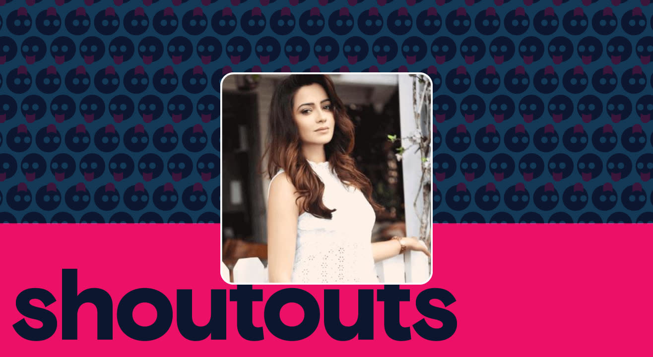 Request a shoutout by Samiksha Bhatnagar