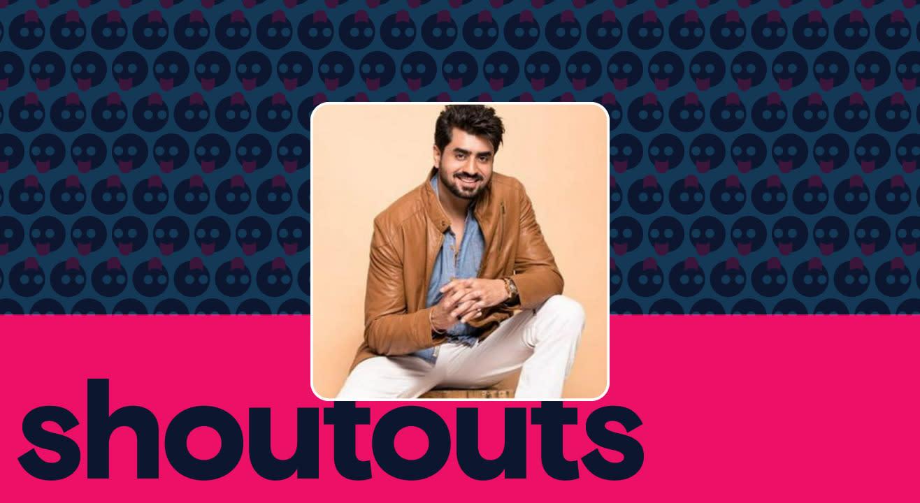 Request a shoutout by Pritam Singh