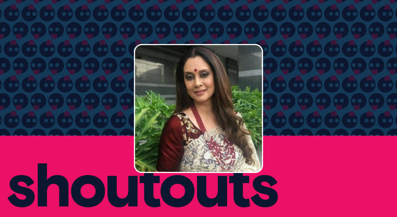 Request a shoutout by Mallika Nayak