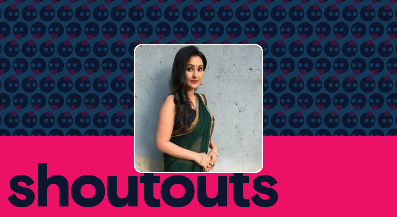Request a shoutout by Sapna Sikarwar