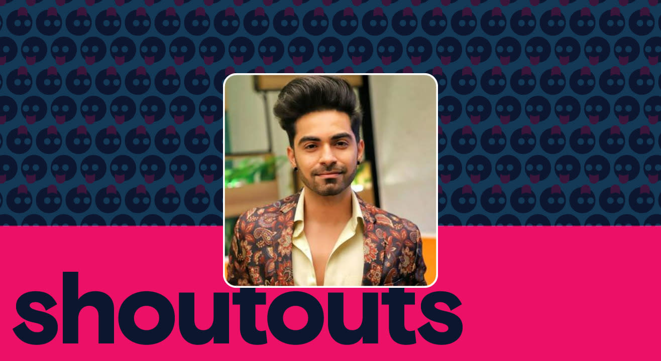 Request a shoutout by Paras Madaan