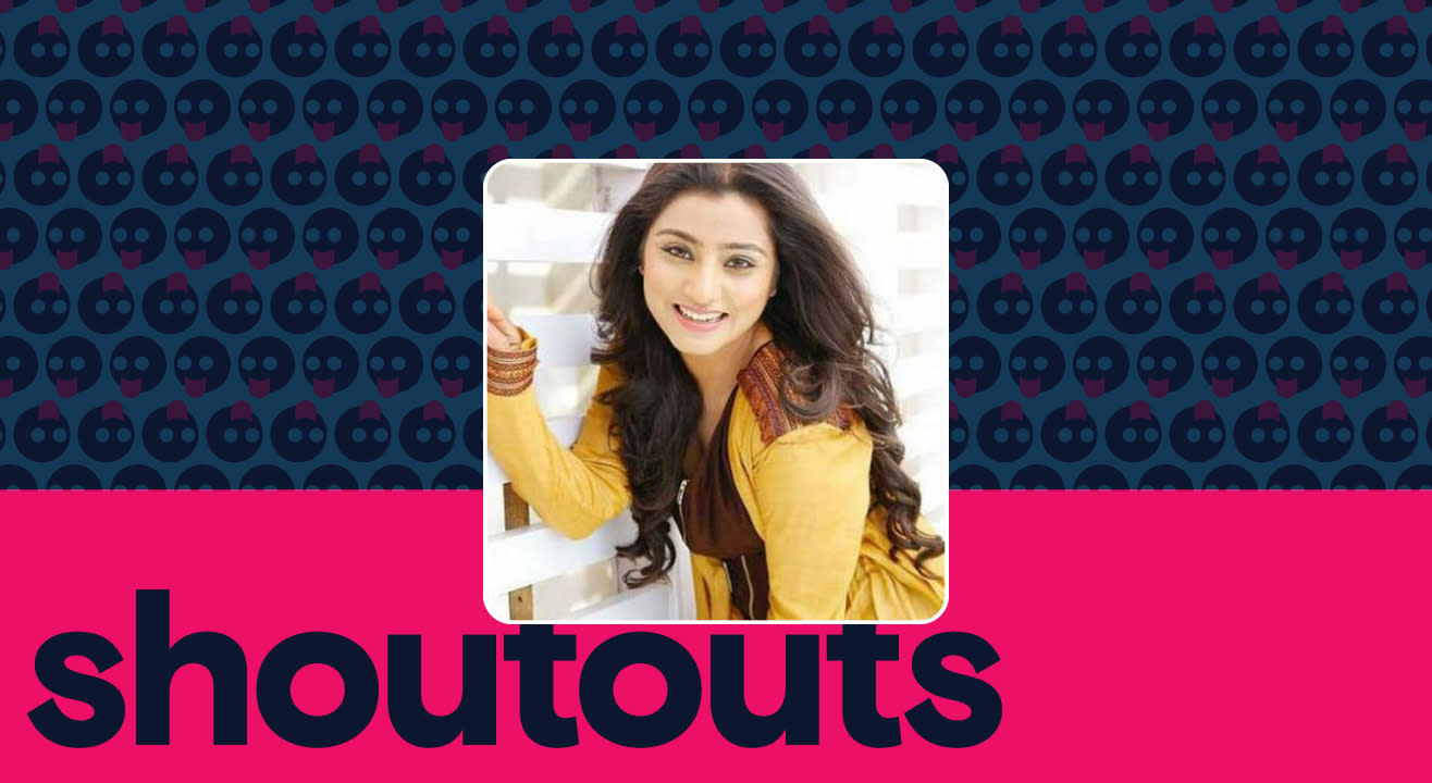Request a shoutout by Neha Marda