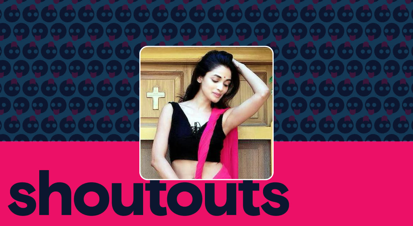 Request a shoutout by Aarvika Gupta