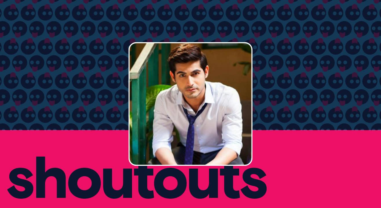 Request a shoutout by Omkar Kapoor