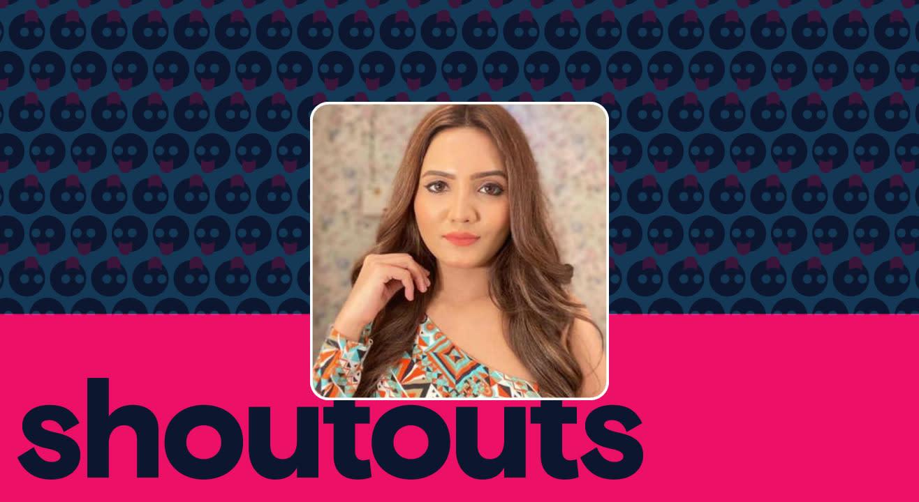Request a shoutout by Ashna Kishore