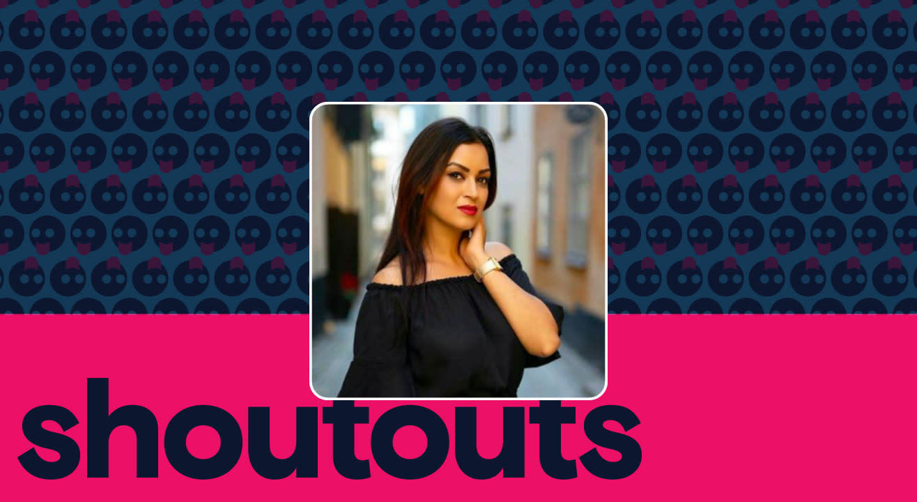 Request a shoutout by Maryam Zakaria