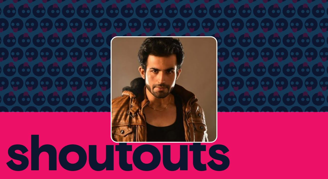 Request a shoutout by Abhiman Chatterjee