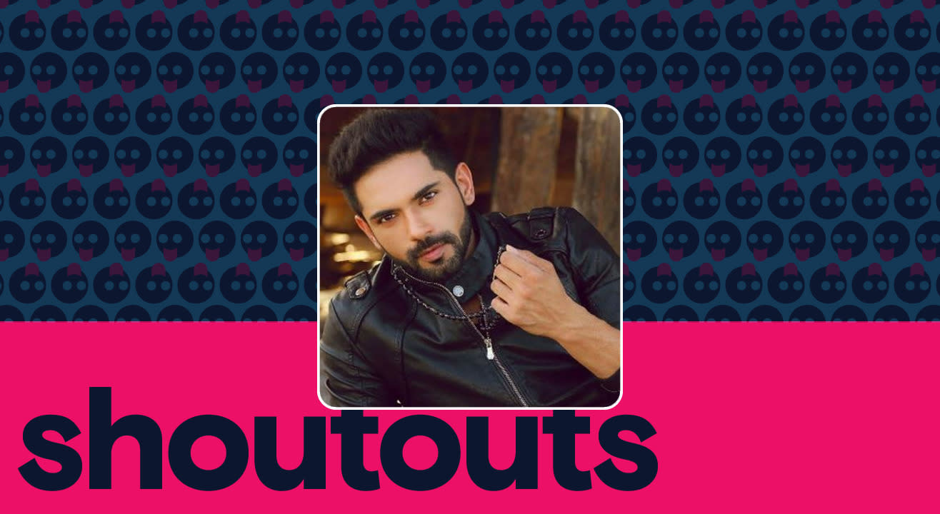Request a shoutout by Ankit Bathla