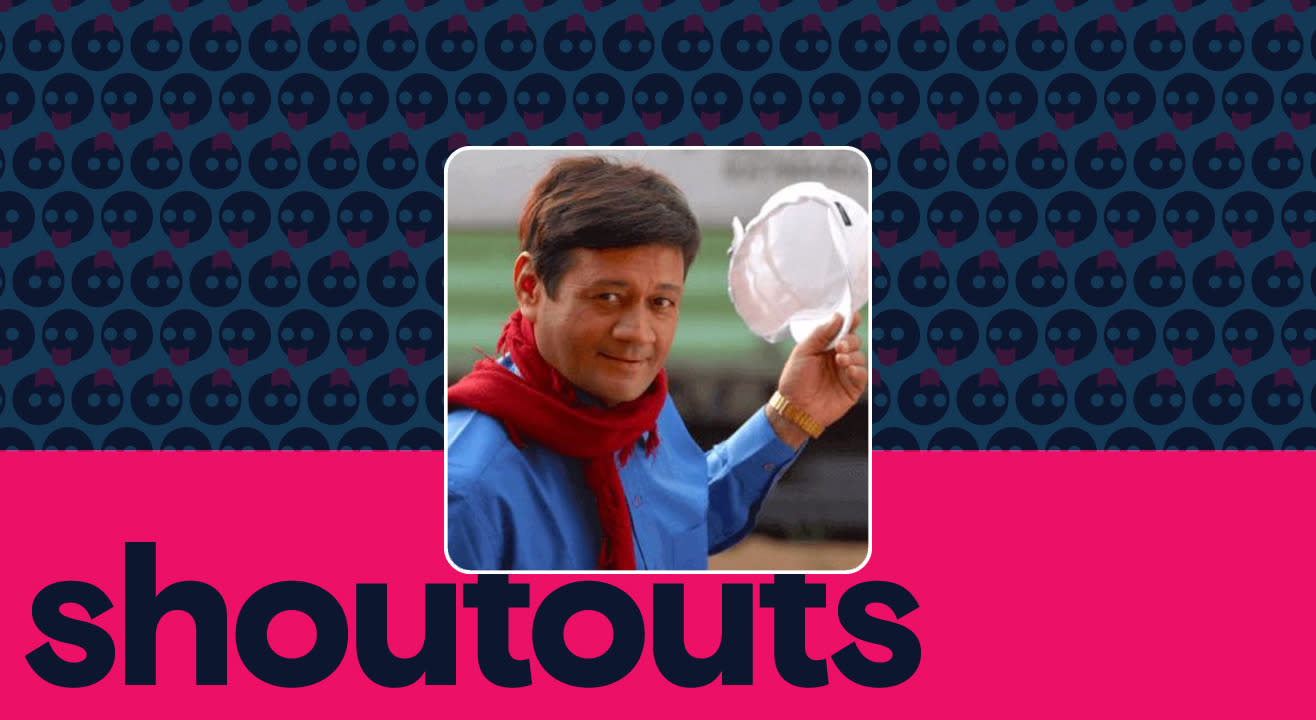 Request a shoutout by Junior Dev Anand
