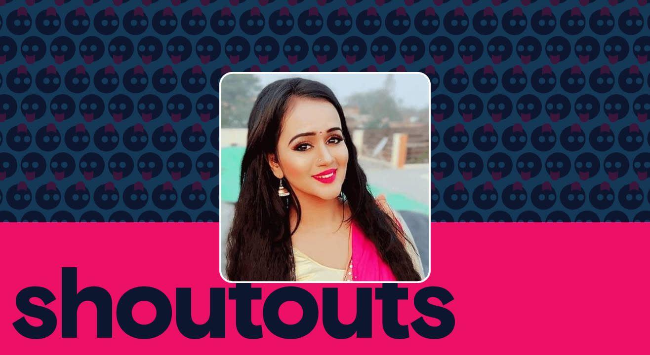 Request a shoutout by Gunjan Pant