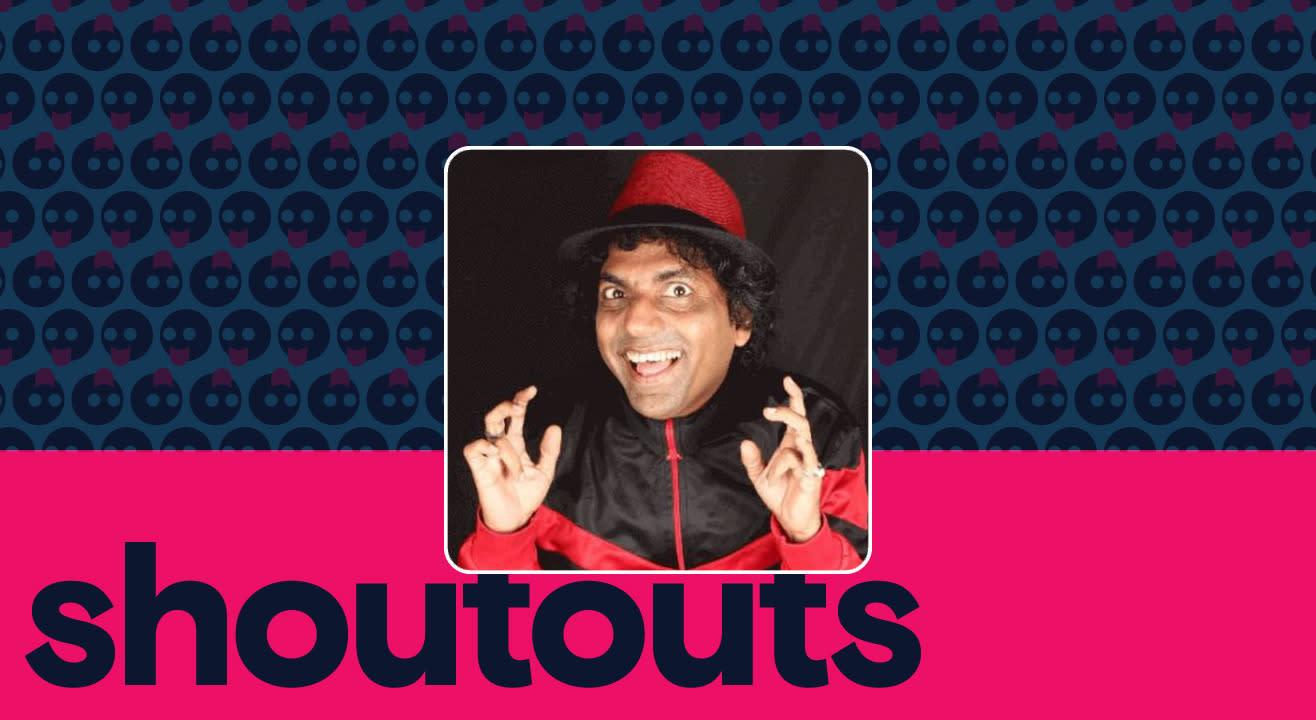 Request a shoutout by RajKumar Kanojia