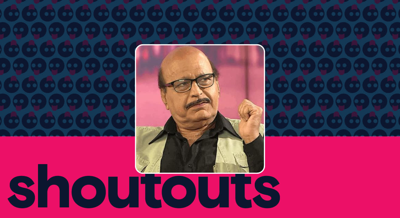 Request a shoutout by Avtar Gill