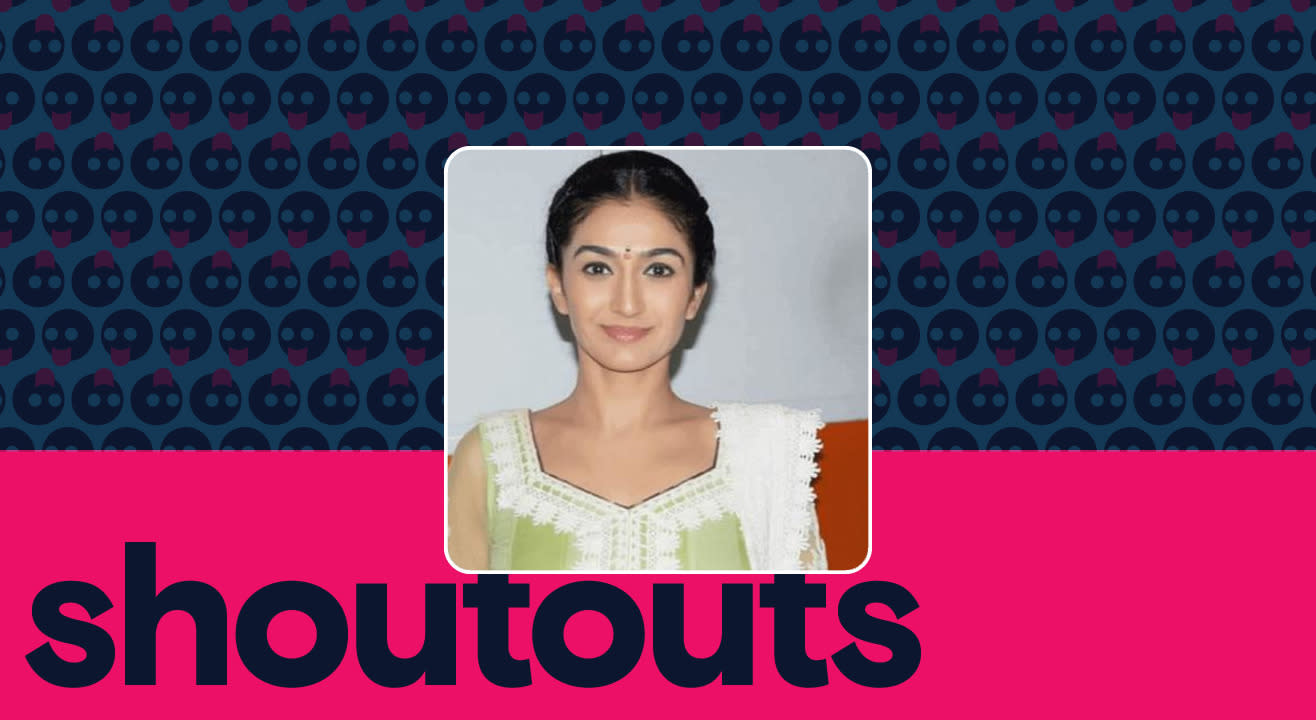 Request a shoutout by Neha Mehta
