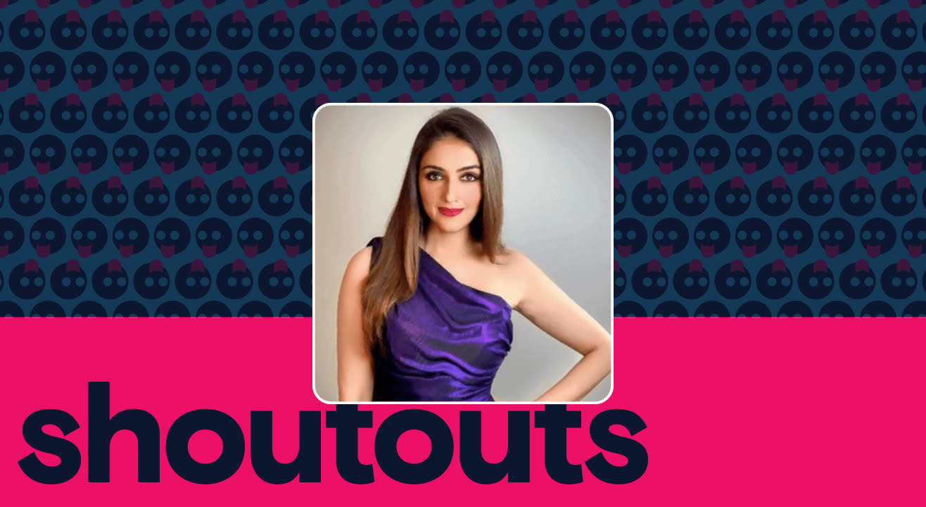 Request a shoutout for Aarti Chabria