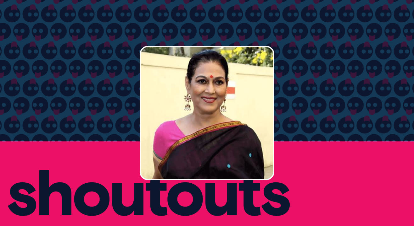 Request a shoutout for Anjana Mumtaz