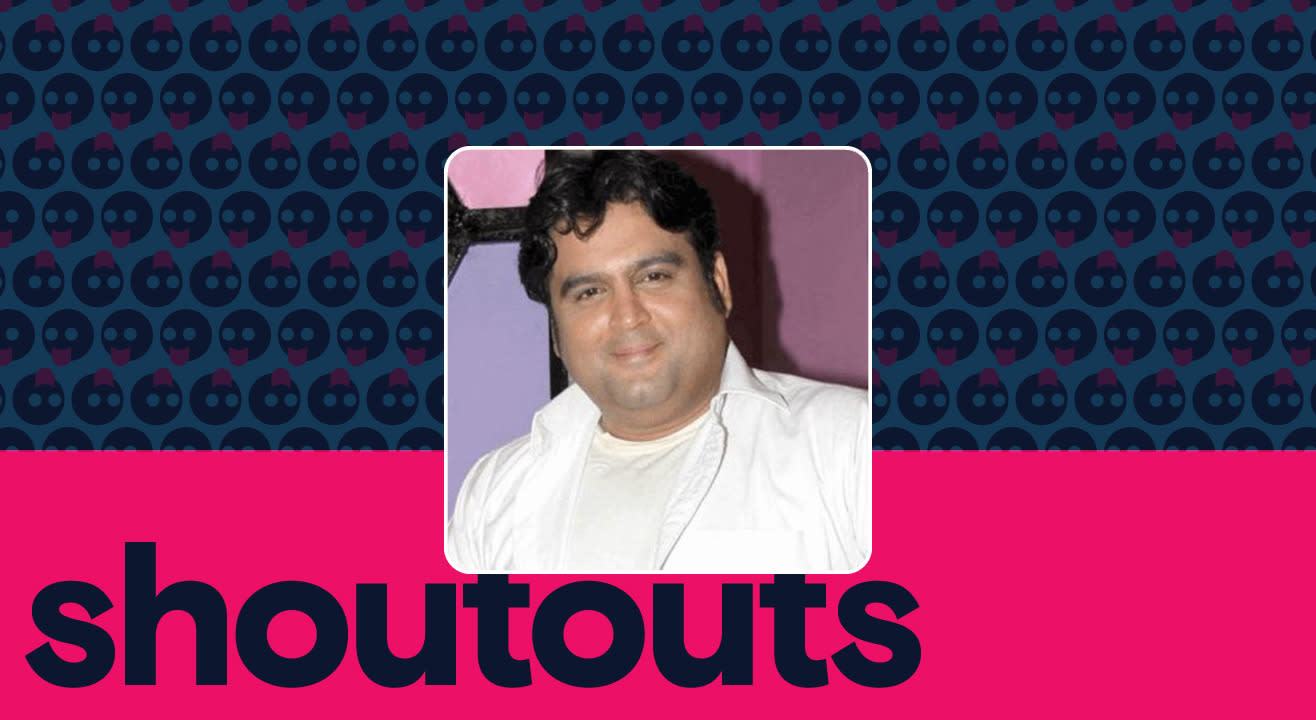 Request a shoutout for Ashwin Kaushal