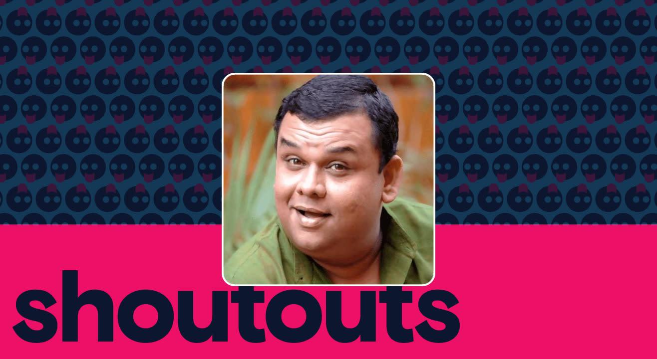 Request a shoutout for Atul Parchure