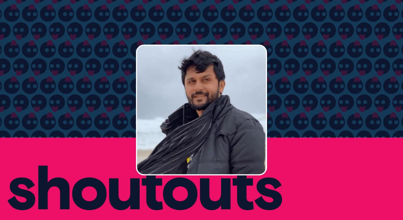 Request a shoutout for Gaurav Ghatnekar