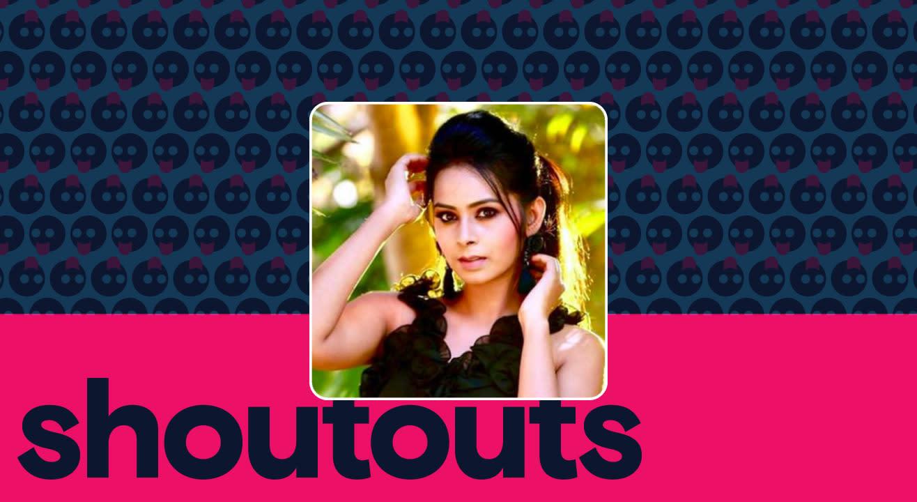 Request a shoutout for Ishita Varsha