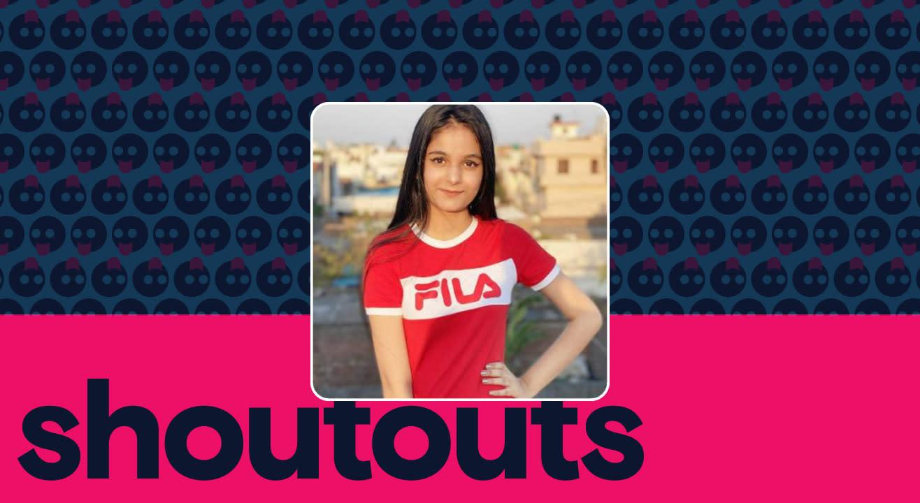 Request a shoutout for Jasneet Kaur