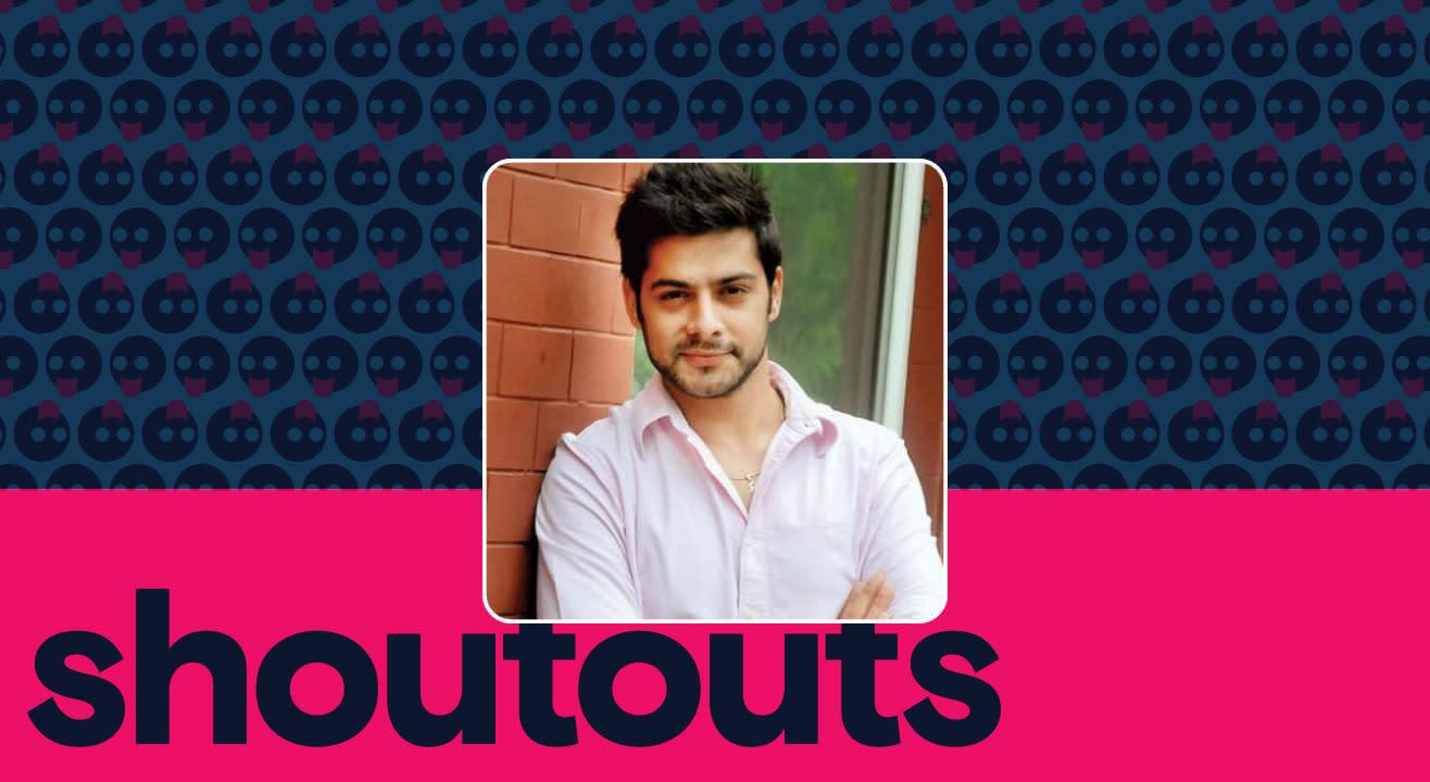 Request a shoutout for Karam Rajpal