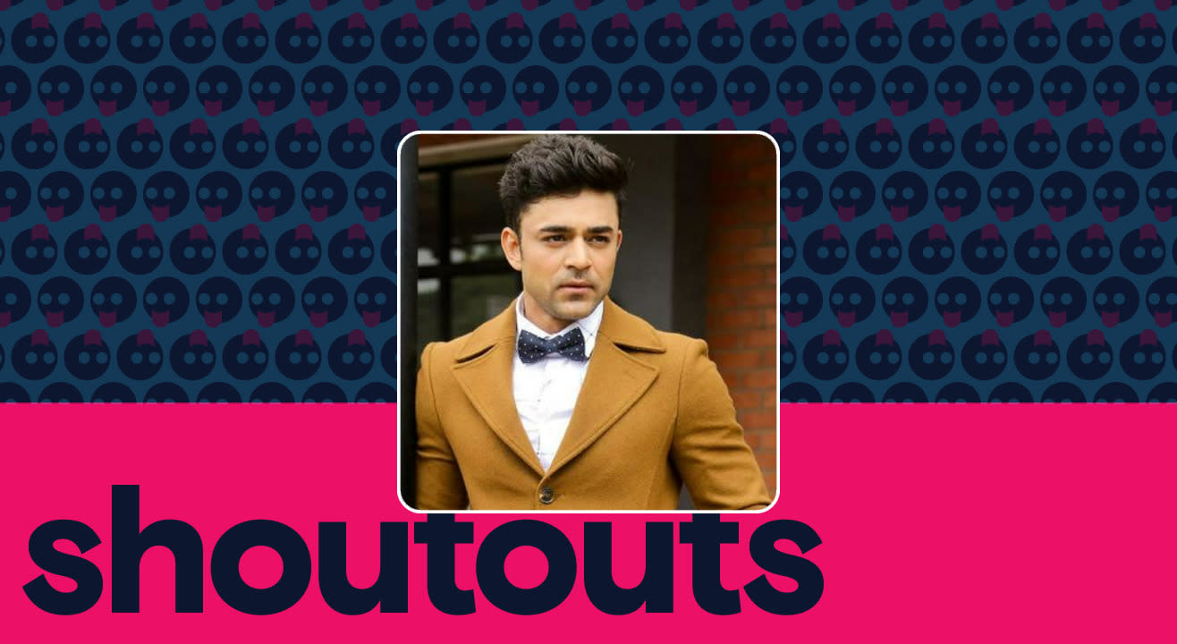 Request a shoutout for Mohit Abrol