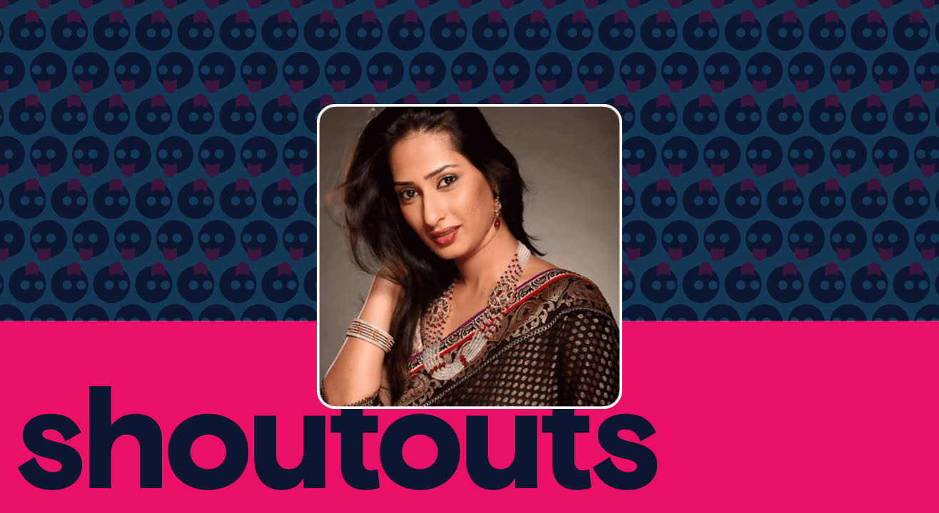 Request a shoutout for Priya Marathe