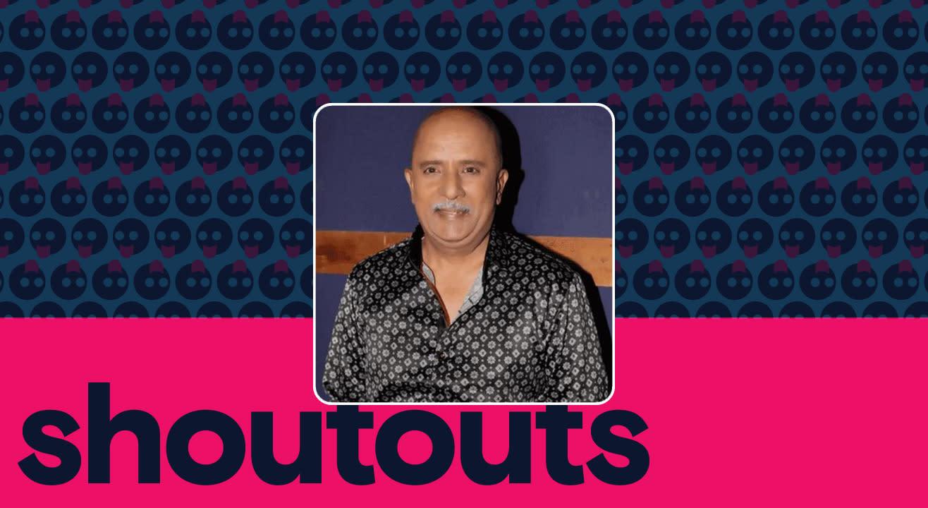 Request a shoutout for Rajesh Puri