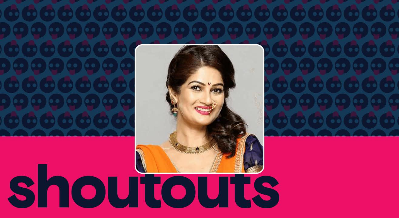 Request a shoutout for Resham Tipnis
