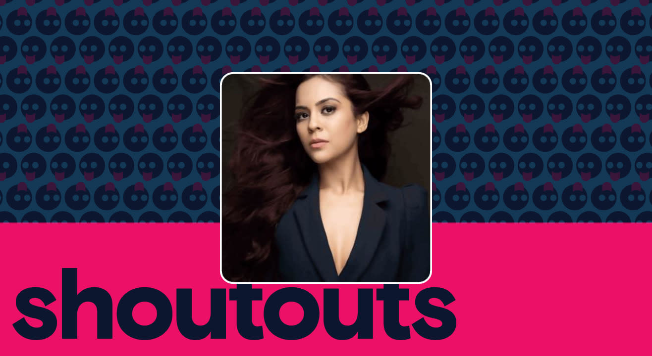 Request a shoutout for Sana Saeed