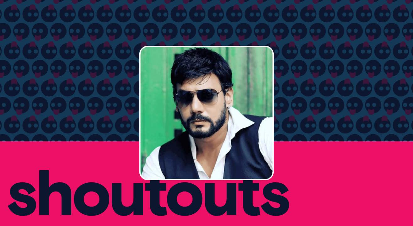 Request a shoutout for Shantanu Moghe