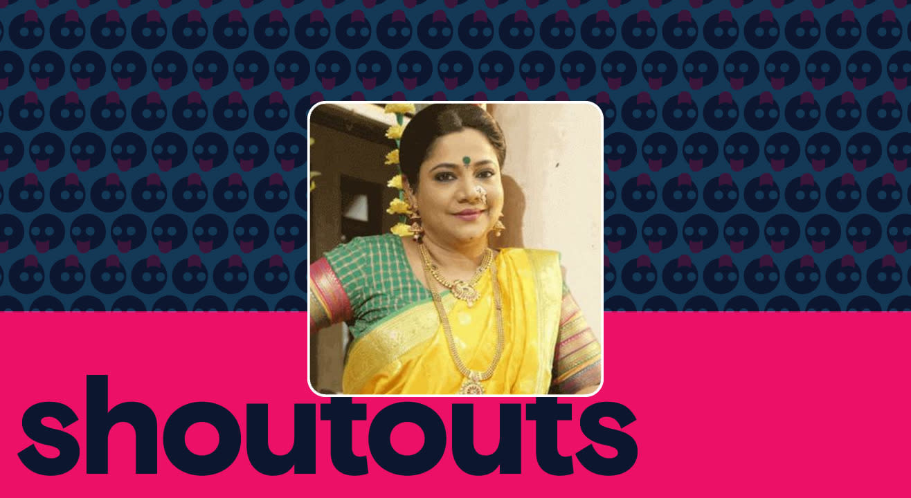 Request a shoutout for Sonali Naik