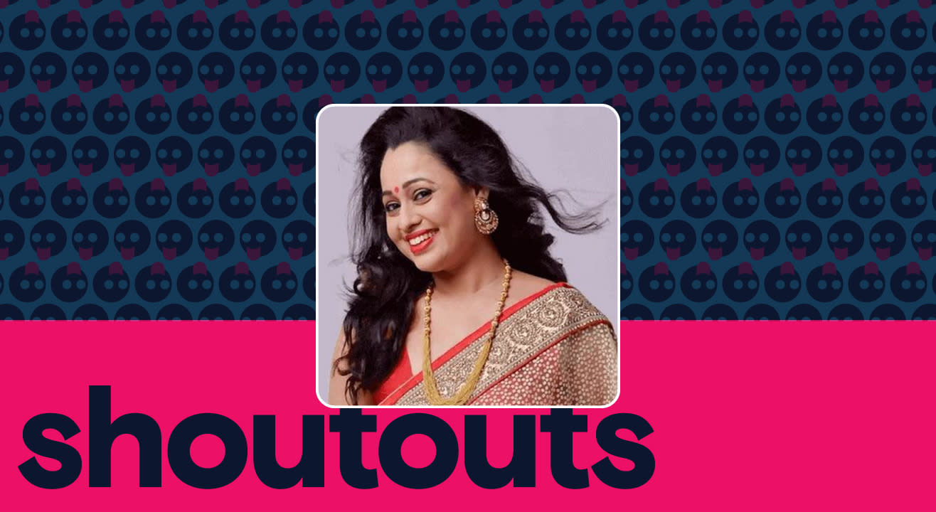 Request a shoutout for Sonalika joshi