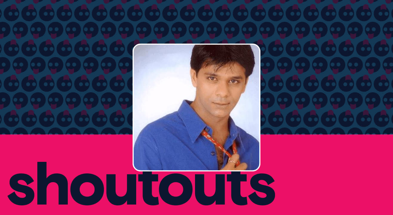 Request a shoutout for Tanmay Vekaria