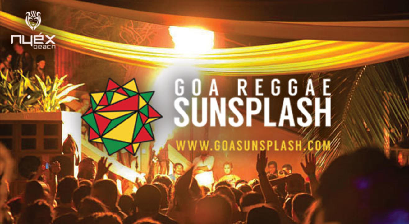 Goa Sunsplash 2017