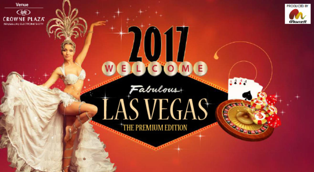 New Year's Party: Las Vegas 2017 - Premium Edition
