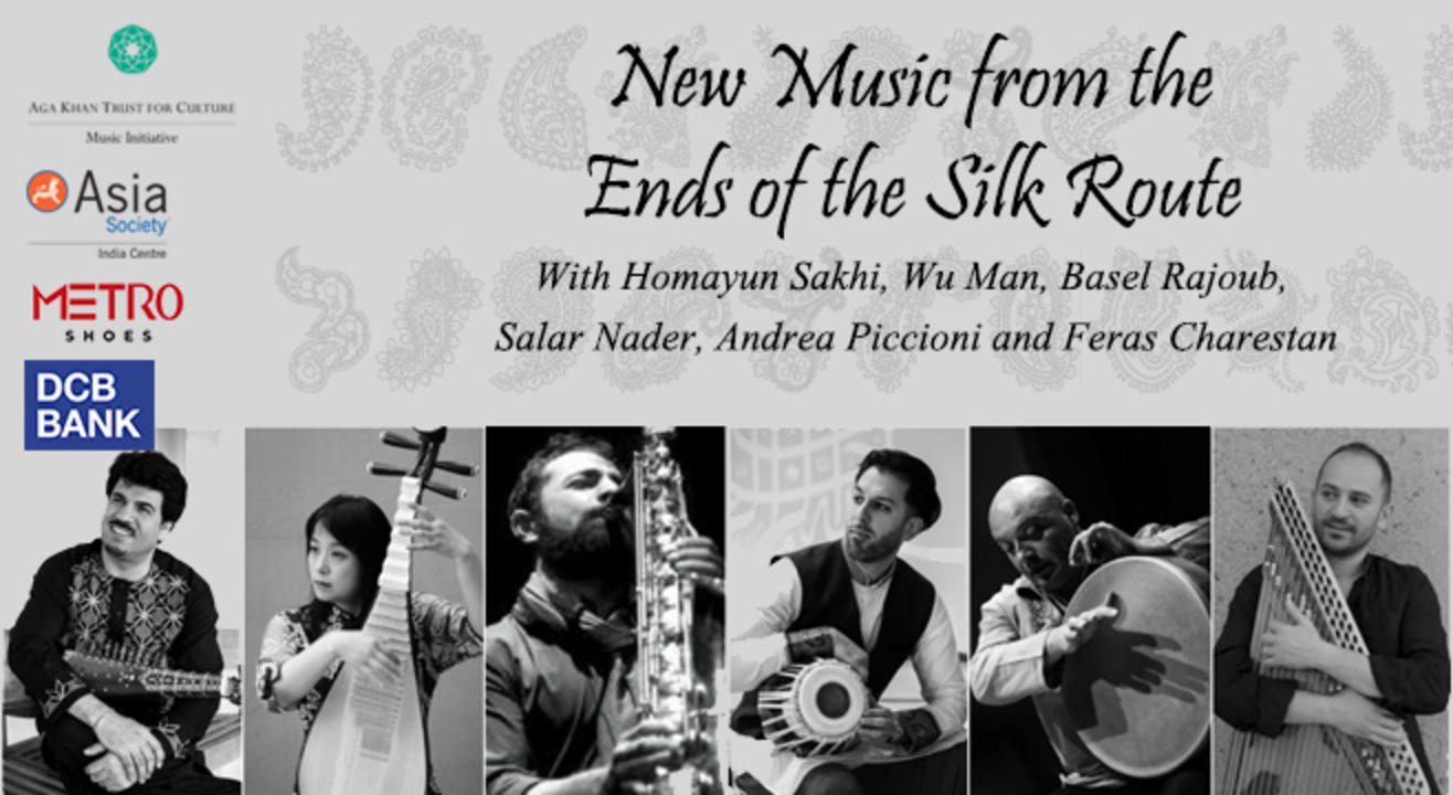 New Music from the Ends of Silk Route