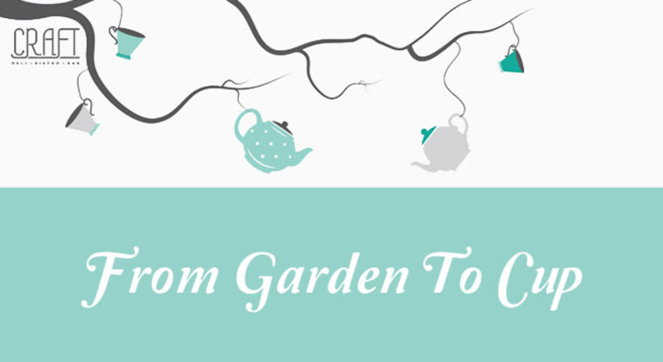 From Garden To Cup- A Tea and Food Pairing Workshop with Radhika Batra and Chef Paul