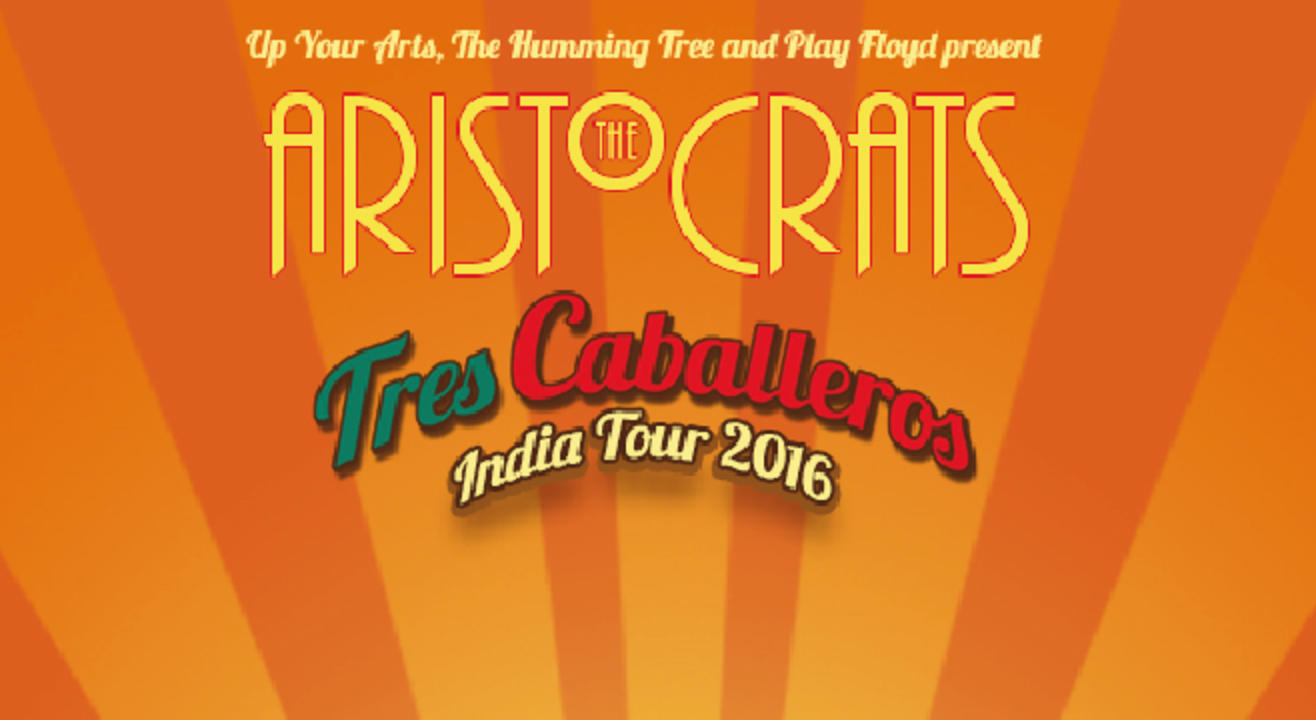 The Aristocrats India Tour - Bangalore
