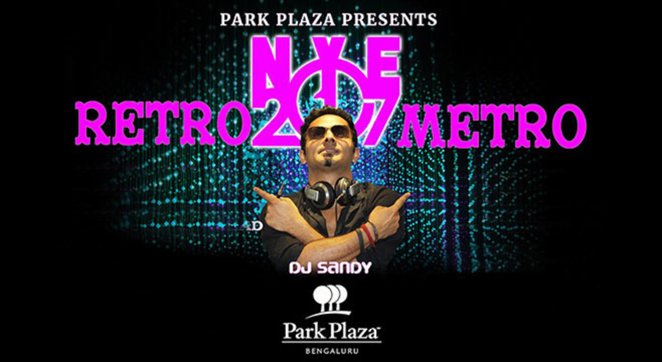 Park Plaza Presents : The New Year Party 2017