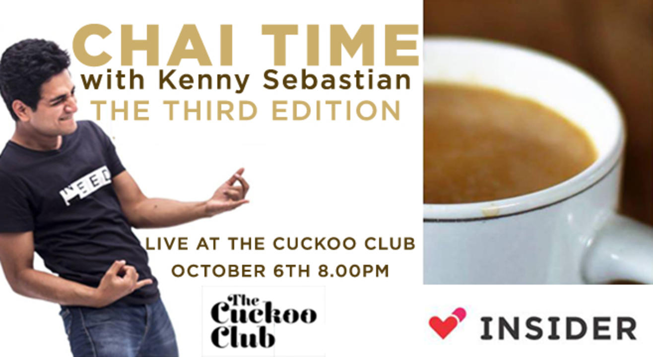 Chai Time with Kenny- The Third One