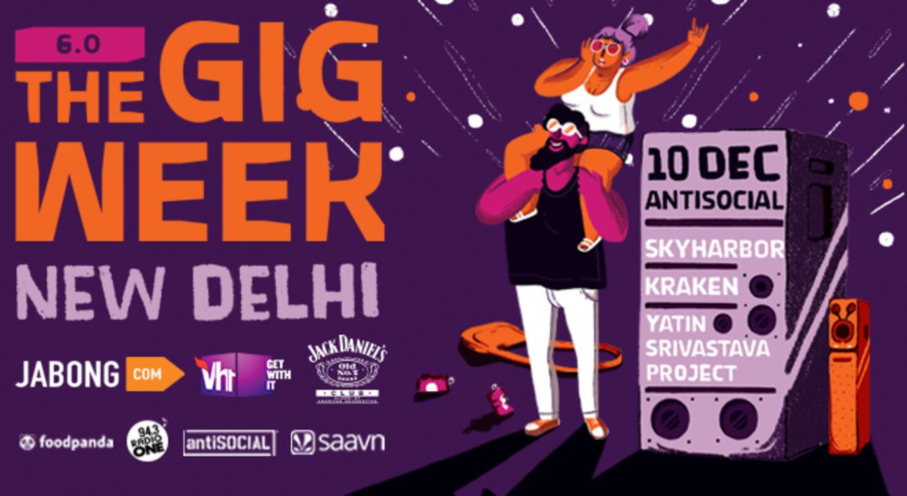 TGW 6.0 - Day 1: Skyharbor + Kraken + Yatin Srivastava Project