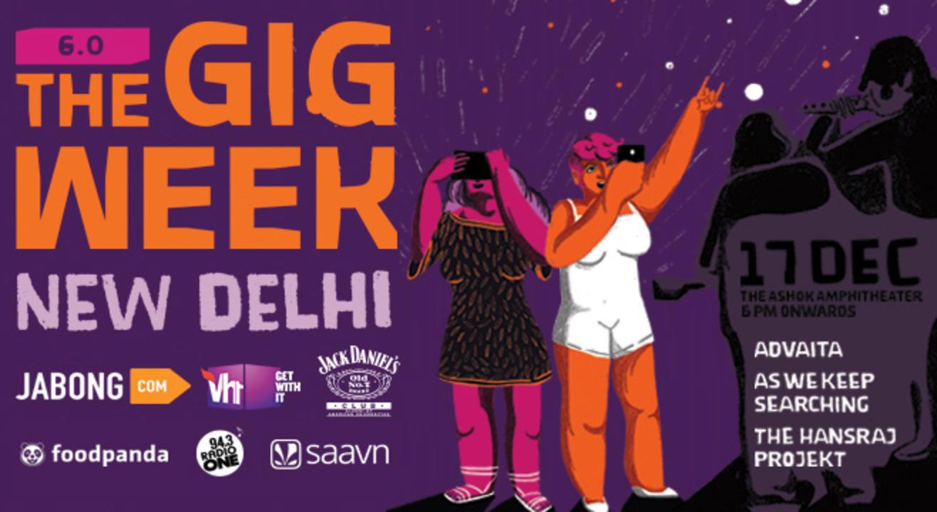 TGW 6.0 - Day 7: Advaita + As We Keep Searching + The Hansraj Projekt